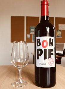 bon pif red red wine begles tasting degustation jeremy debreu