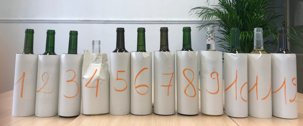 Jury de 12 vins d'Entre-Deux Mers